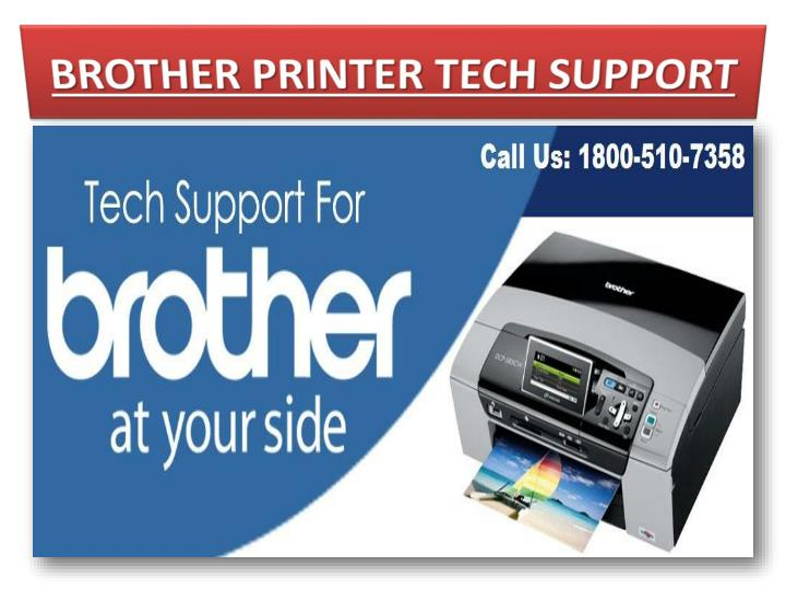 BROTHER PRINTER TECH SUPPORT