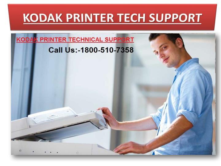 KODAK PRINTER TECH SUPPORT