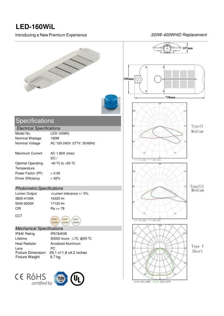 LED-160WiL