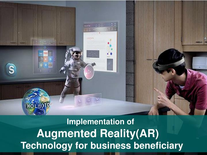 augmented reality ar