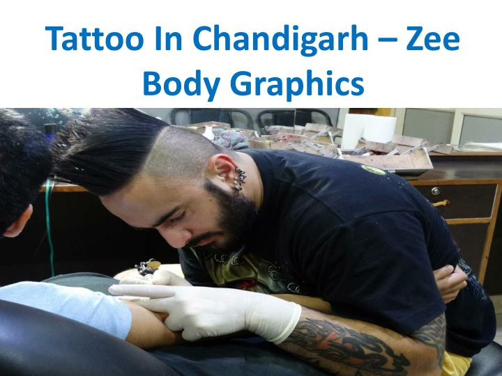 Tattoo In Chandigarh – Zee Body Graphics