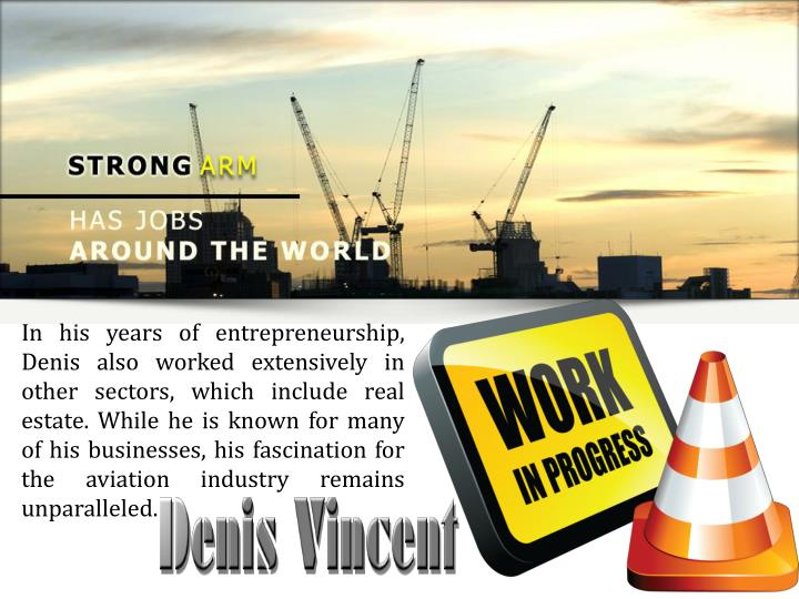 In his years of entrepreneurship,