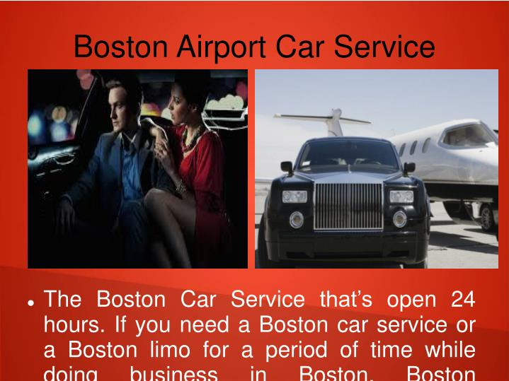 Boston Airport Car Service
