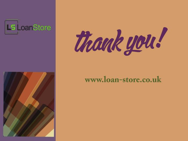 www.loan-store.co.uk