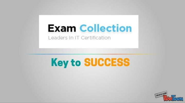 Examcollection 70 734 test