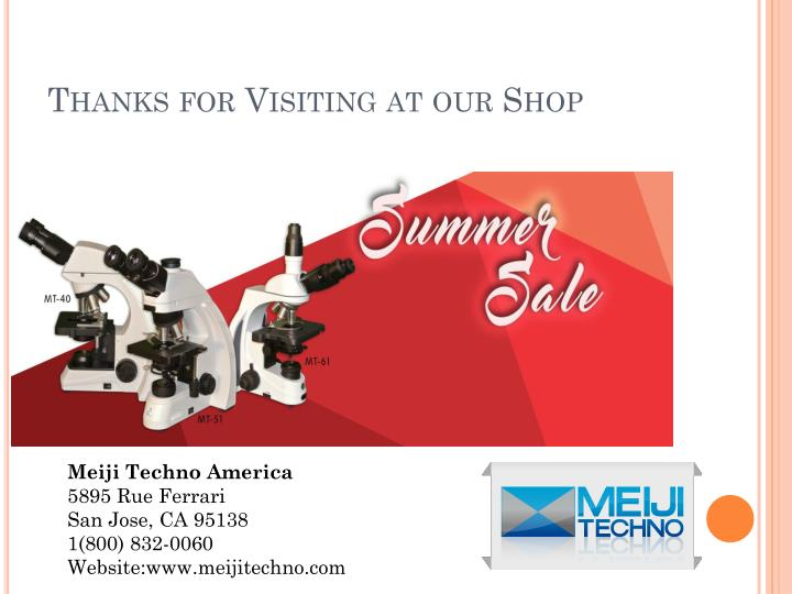 Thanks for Visiting at our Shop