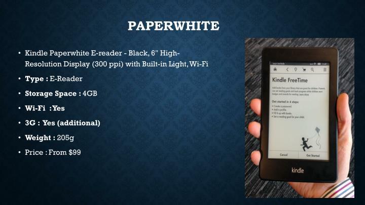 Paperwhite
