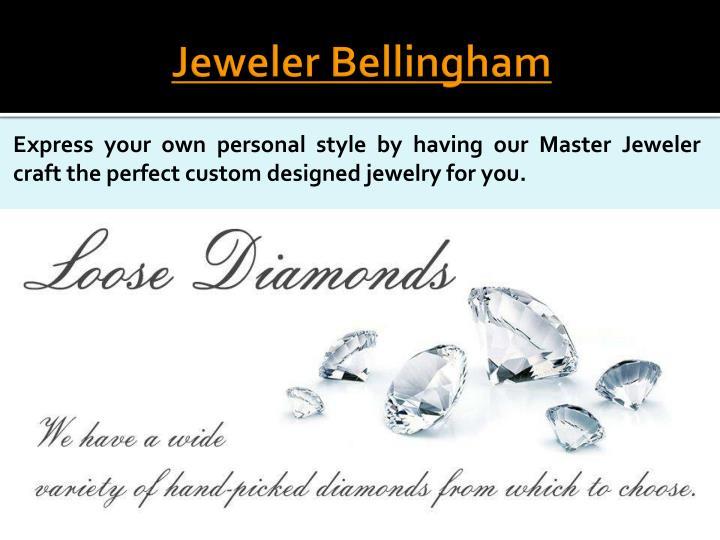 Jeweler Bellingham