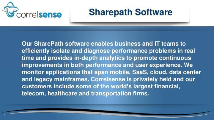 Sharepath Software