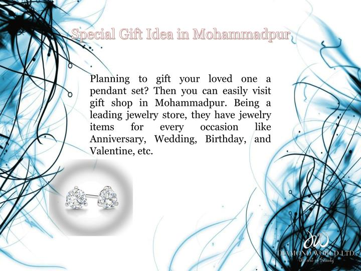 Special Gift Idea in Mohammadpur