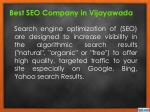 best seo company in vijayawada