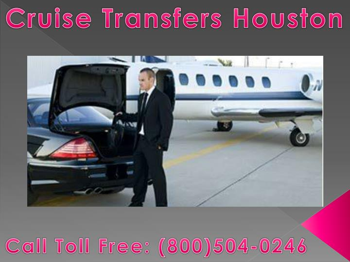 Cruise Transfers Houston