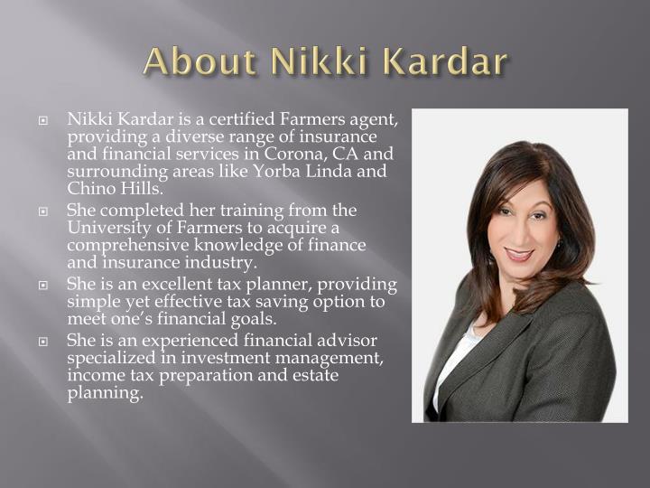 About Nikki