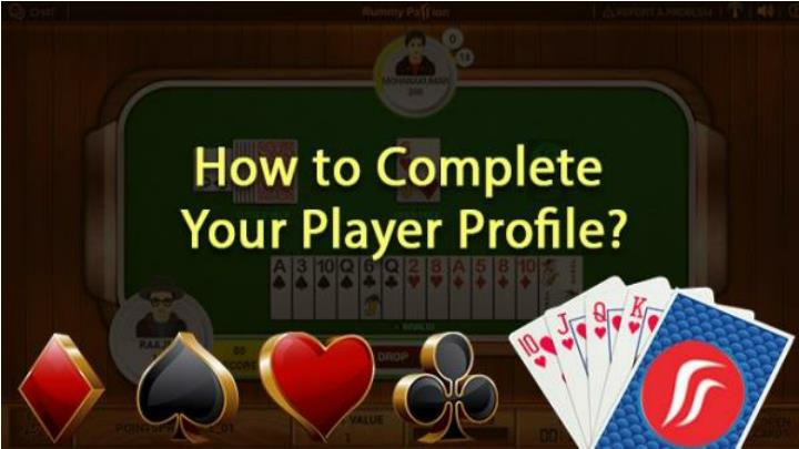 How to complete your player profile