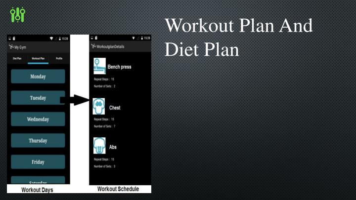 Workout Plan And Diet Plan
