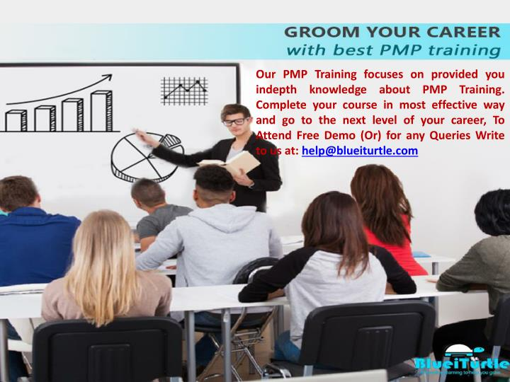 Our PMP Training focuses on provided you indepth knowledge about PMP Training. Complete your course ...