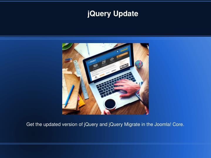 jQuery Update