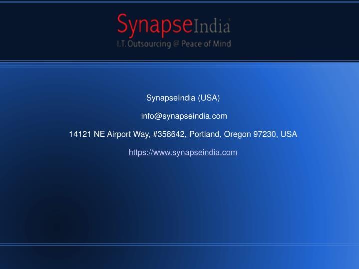 SynapseIndia (USA)