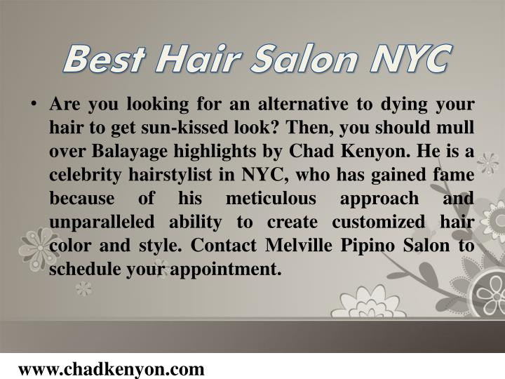 Best Hair Salon NYC