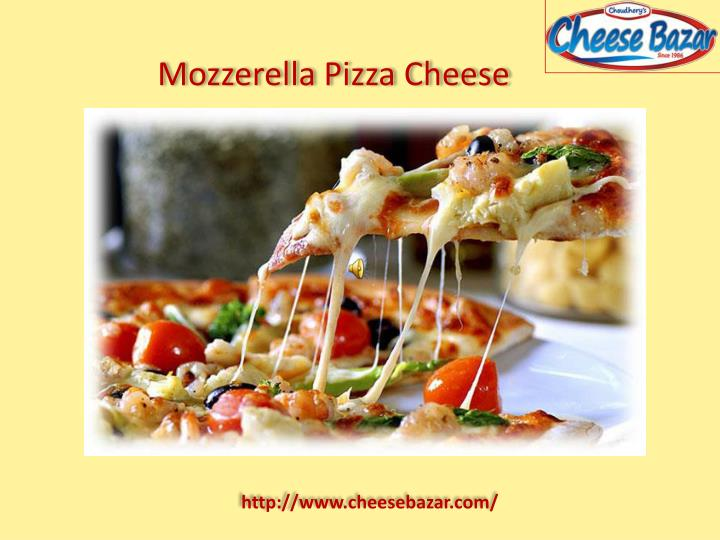 Mozzerella Pizza Cheese