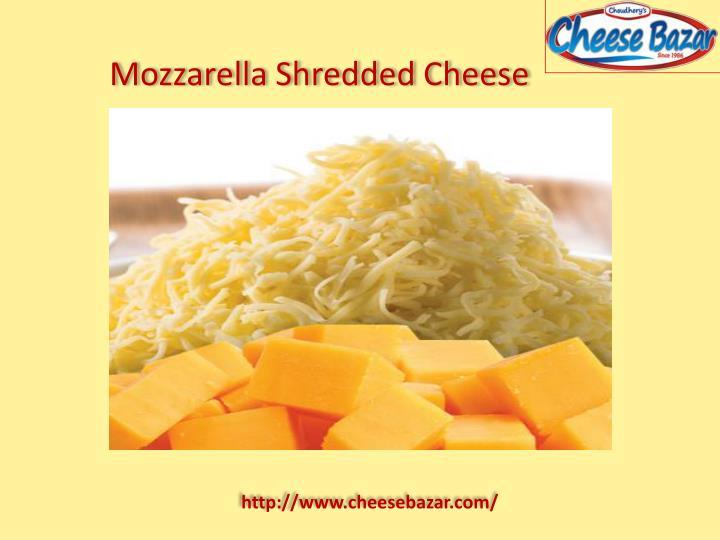 Mozzarella Shredded Cheese