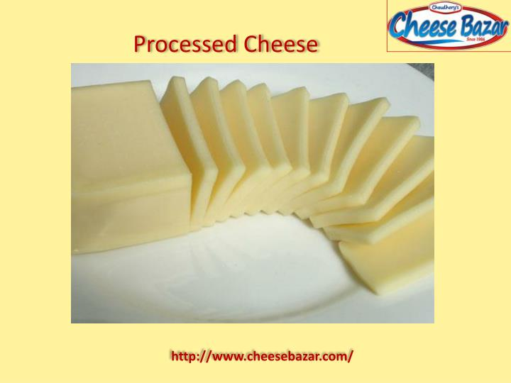 Processed Cheese