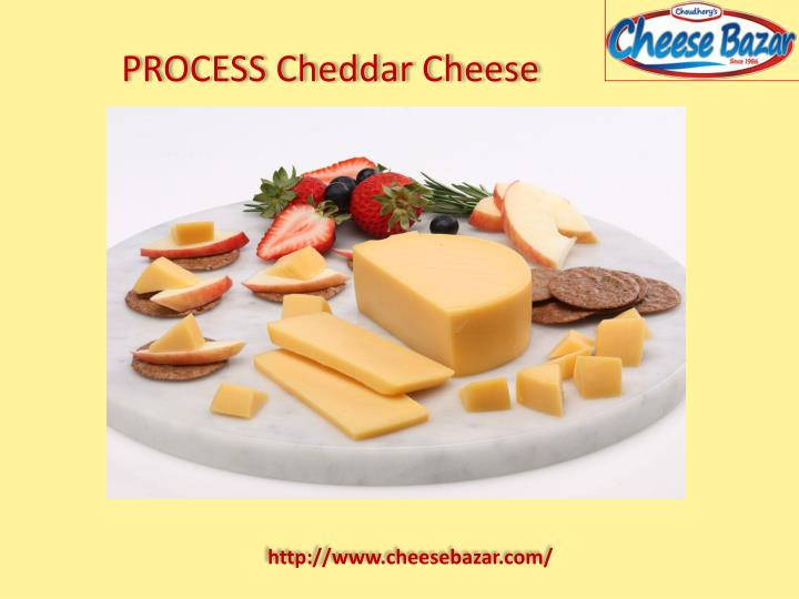PROCESS Cheddar Cheese