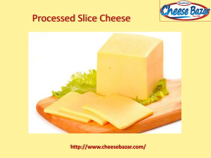Processed Slice Cheese