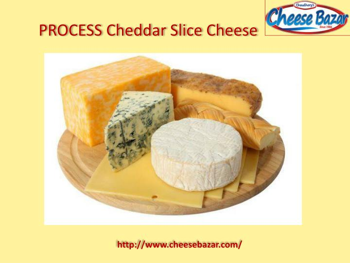 PROCESS Cheddar Slice Cheese