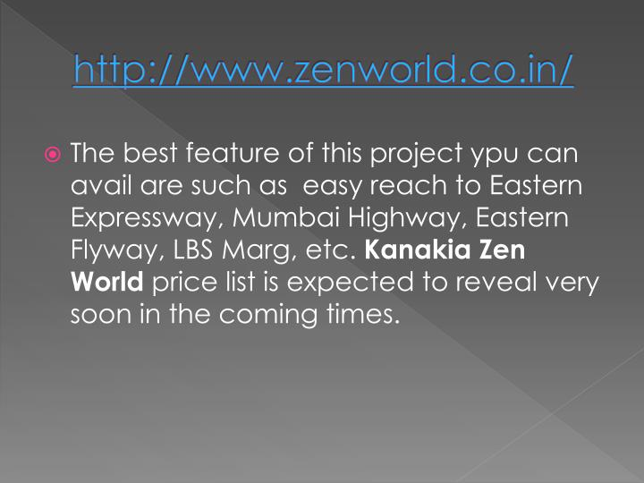http://www.zenworld.co.in/