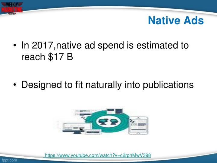 Native Ads