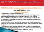 eco 372 tutor possible everything eco372tutor com23