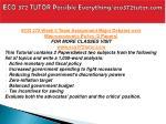 eco 372 tutor possible everything eco372tutor com26