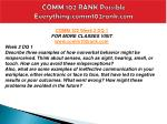 comm 102 rank possible everything comm102rank com8