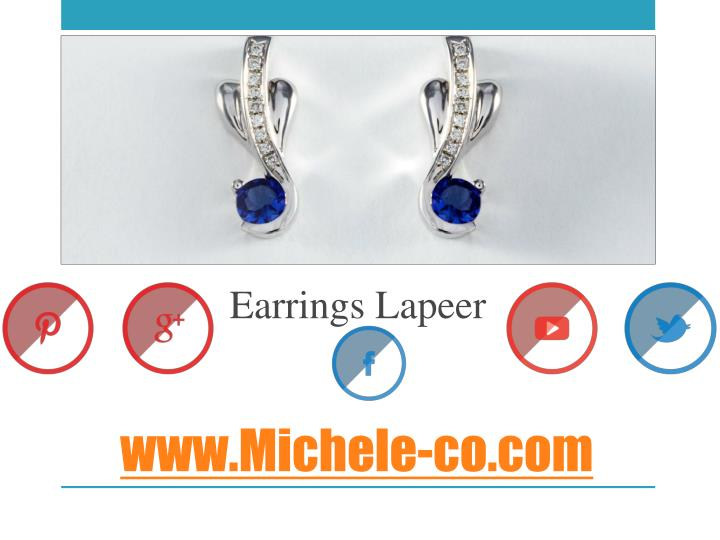 Earrings Lapeer