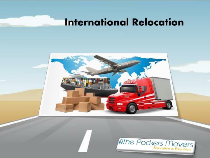International Relocation