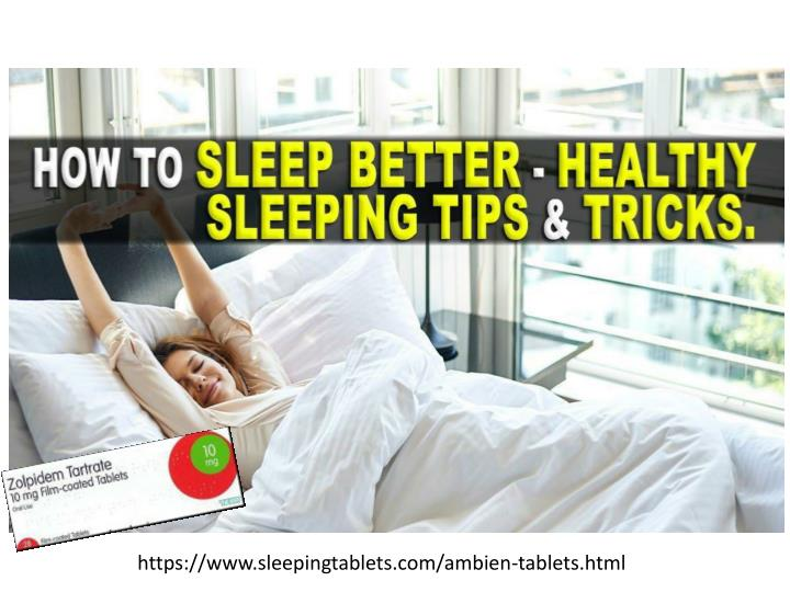 https://www.sleepingtablets.com/ambien-tablets.html