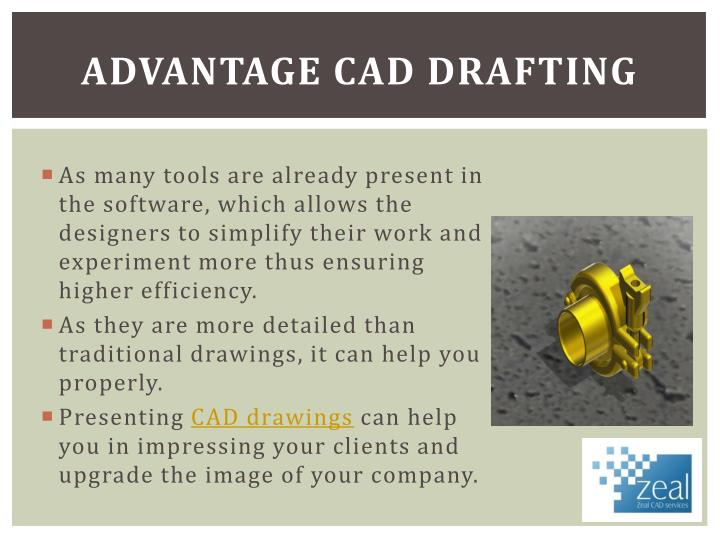 Advantage CAD Drafting