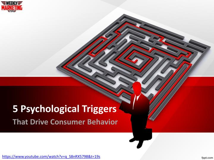 5 psychological triggers