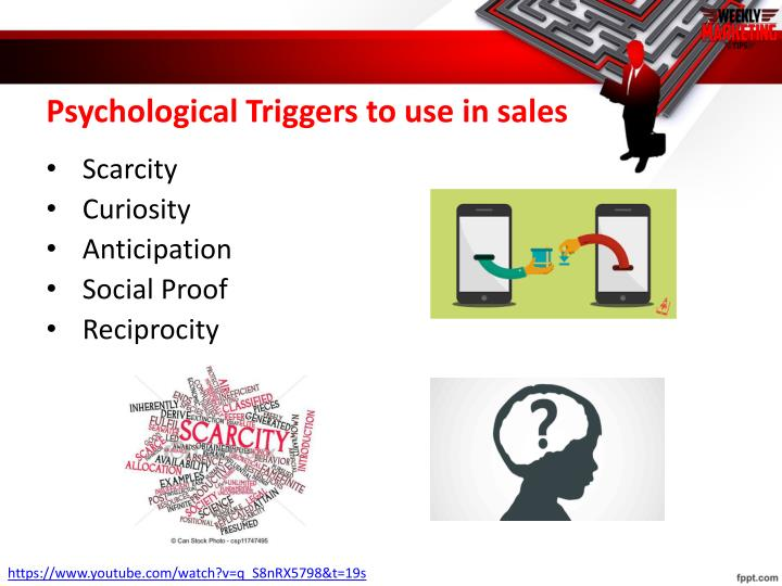 Psychological Triggers to use in sales