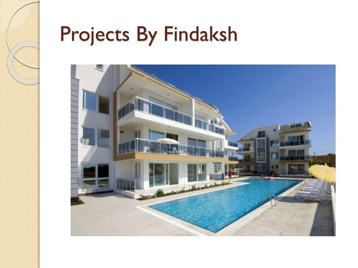 Projects by findaksh