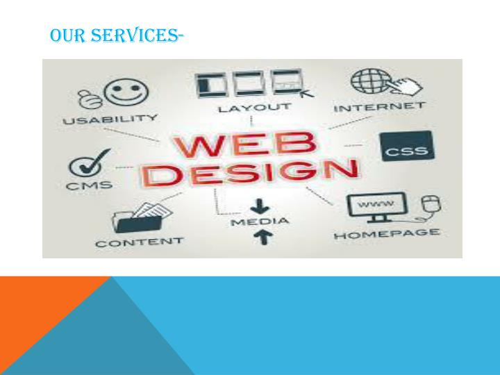 OUR SERVICES-