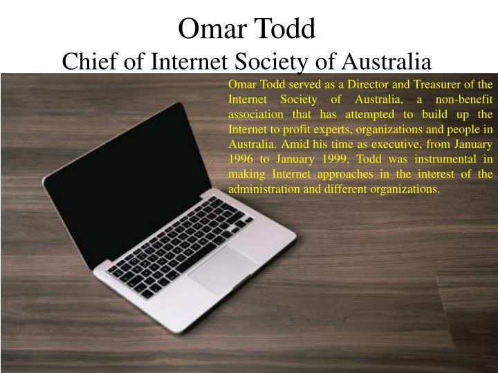 Omar Todd