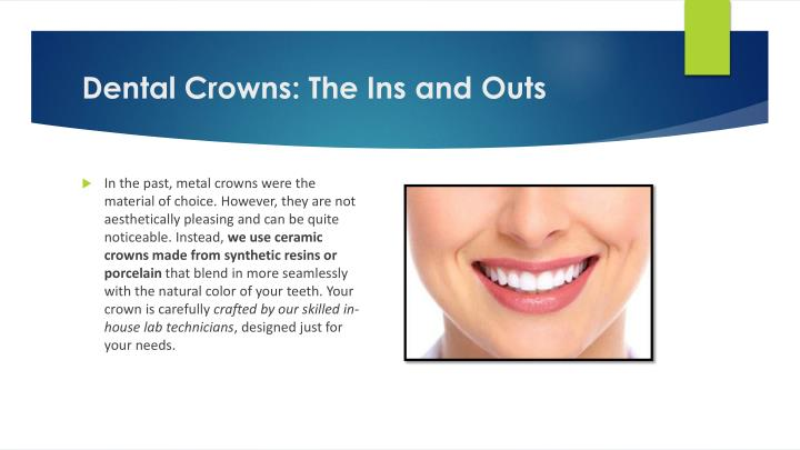 Dental Crowns: The Ins and