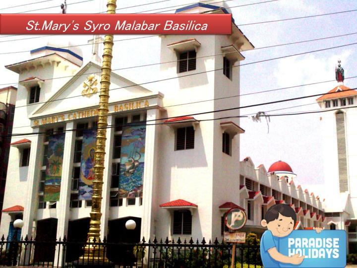 St.Mary's