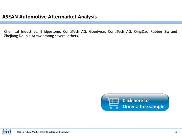 ASEAN Automotive Aftermarket Analysis