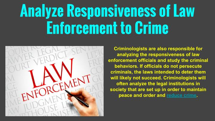 Analyze Responsiveness of Law