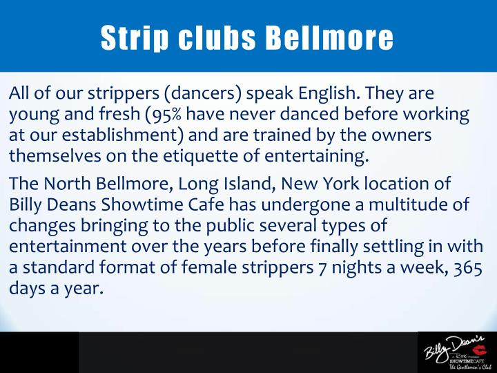 Strip clubs Bellmore