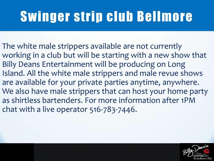 Swinger strip club Bellmore