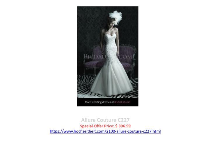 Allure Couture C227